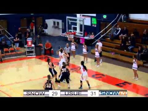 Bryanna Adams #3 (Scenic West Athletic Conference Tournament Highlights)