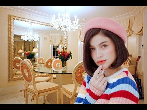 Anne Curtis's New House In Mandaluyong City - [ Inside & Outside ] - 2018