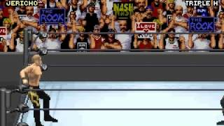 LaParka Plays WWE Road to Wrestlemania X8