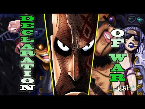 🔴 DECLARATION OF WAR &  REVOLUTIONARY ARMY COMMANDERS ONE PIECE CHAPTER 904 STREAM DISCUSSION