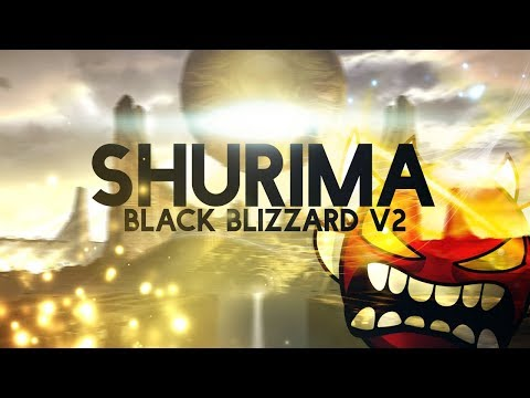 Shurima Preview (Black Bizzard v2?) (Extreme/Insane Demon) - Geometry Dash (NOCLIP)