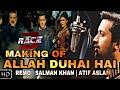 Race 3 | Making Of Allah Duhai Hai Song | Choreography By Remo D'Souza | Salman Khan | Atif Aslam