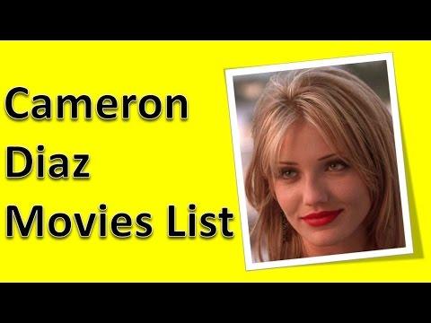 Cameron Diaz Movies List - YouTube