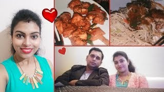 Valentine's Day Vlog 2018 || Going for a Dinner Date || makeUbeautiful
