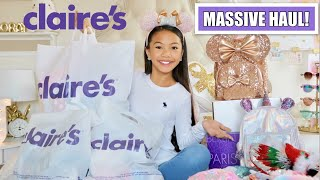 MASSIVE CLAIRE'S HAUL!!! TUESDAY GIVING BACK!