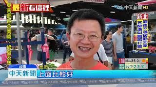 20190714中天新聞 劣質芒果再包裝出售 果農上門怒嗆攤商