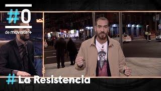 LA RESISTENCIA - El cable que lleva al Rey León | #LaResistencia 13.11.2018