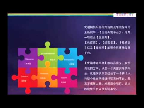 Ufun Club Introduction in Chinese