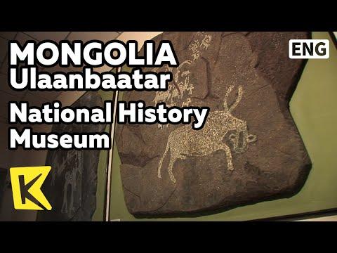 【K】Mongolia Travel-Ulaanbaatar[몽골 여행-울란바토르]몽골제국 국립 역사박물관/National History Museum/Chingiz Khan