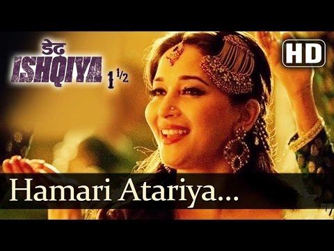 Hamari Atariya Pe (HD) - Dedh Ishqiya -...