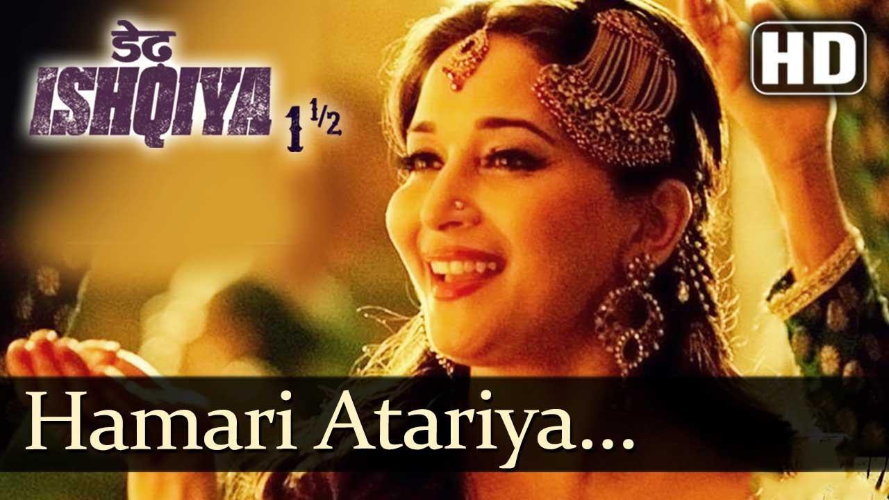 Download Hamari Atariya Pe (HD) - Dedh Ishqiya - Madhuri Dixit - Huma Qureshi - Rekha Bhardwaj