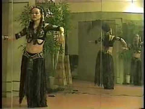 tribal fusion belly dance Taiwan