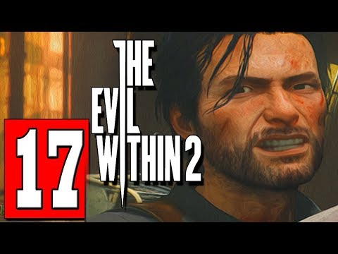 THE EVIL WITHIN 2 Walkthrough Part: CHAPTER 14 BURNING THE ALTAR / BOSS THEODORE