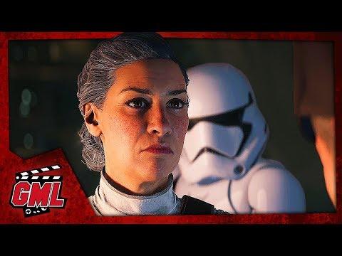 STAR WARS Battlefront 2 (DLC LES DERNIERS JEDI) Resurrection - Film complet en francais