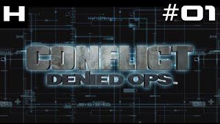 Conflict Denied Ops Walkthrough Part 01 [PC]