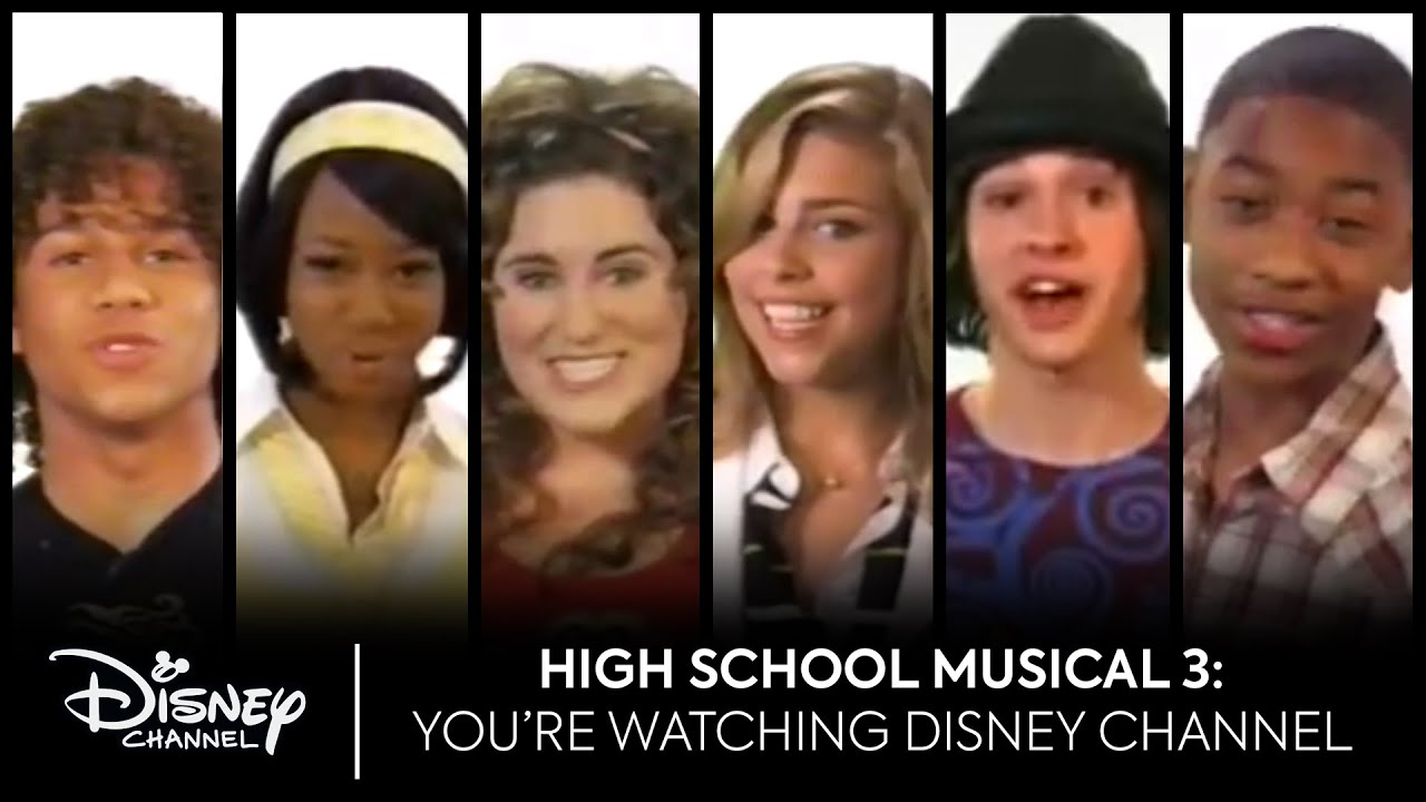 Download High School Musical 3: Senior Year - You're Watching Disney Channel (2008)