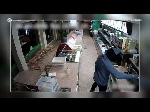 Steenbergen: Overval op cafetaria 'Family' in de Oudlandsestraat