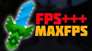 Minecraft PvP Texture Pack MAXFPS FPS FPSBOOST Resource 17X 18X