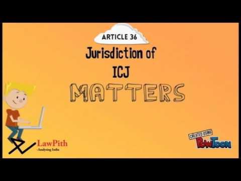Jurisdiction in International Moot Court