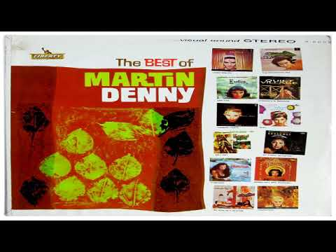The Best Of Martin Denny 1961 GMB