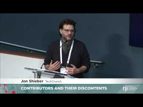 Jon Shieber: Contributors and their discontents