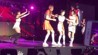 Running Man 2017 Live In Malaysia - Song Ji Hyo, Lee Kwang Soo & Chi Suk Jin