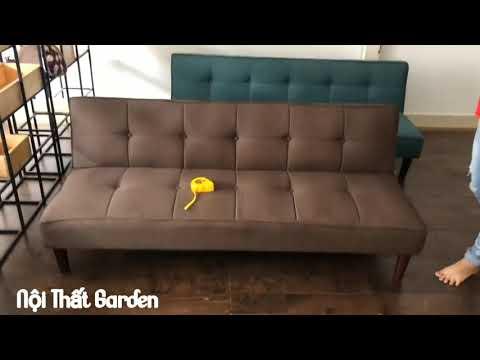 Ghế sofa giường nằm ngồi thoải mái, sofabed !