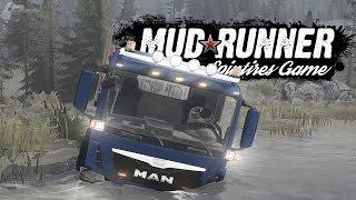 Stück für Stück... - MUDRUNNER | Lets Play MudRunner a Spintires Game