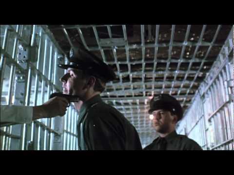 Dillinger Official Trailer #1 - Harry Dean Stanton Movie (1973) HD