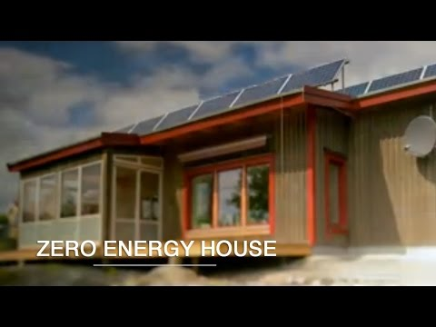 Zero Energy House - Green Renaissance