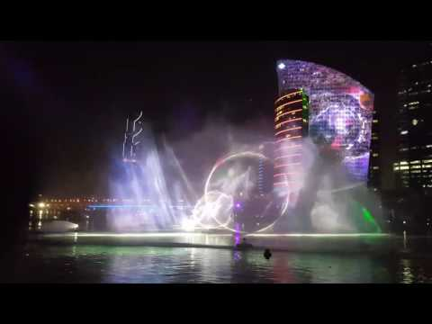 Dubai Festival City - A show like no other