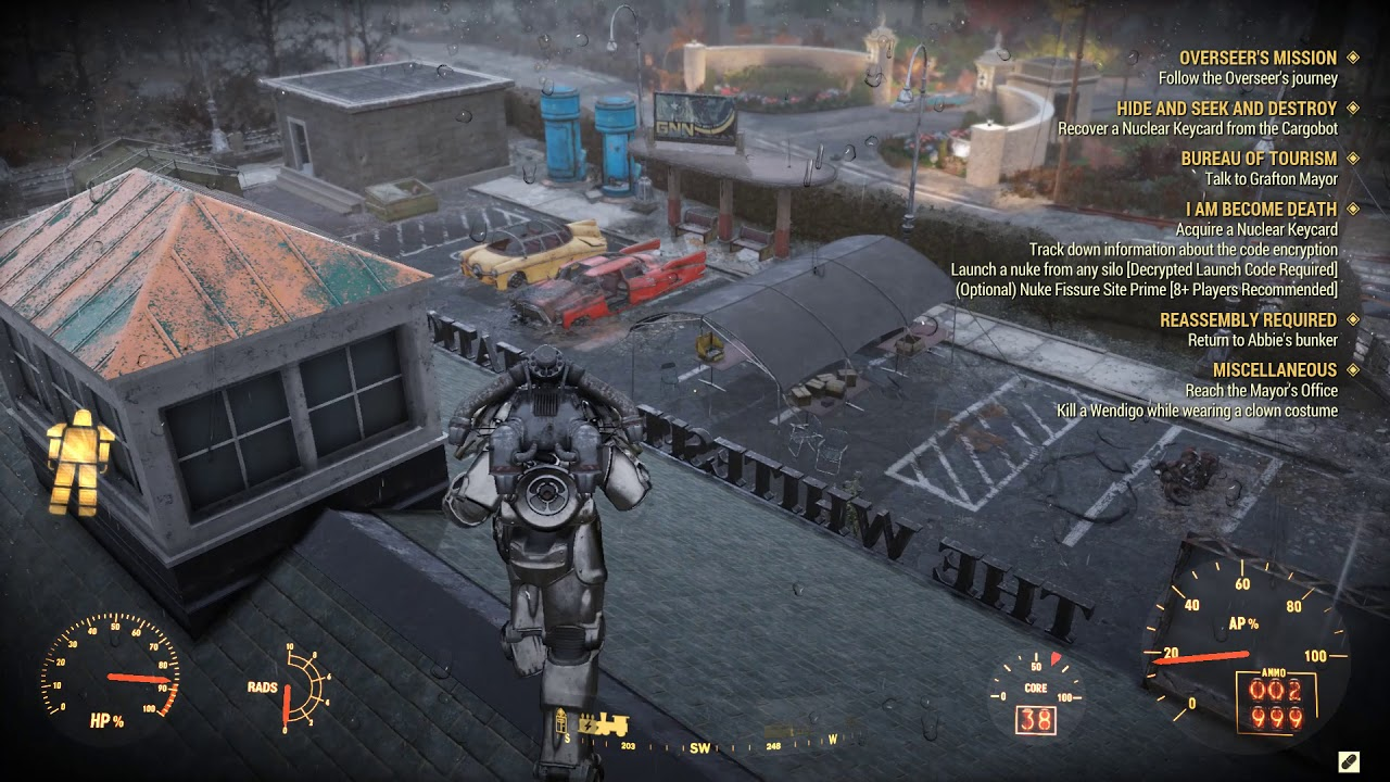 Fallout 76 t60 mods