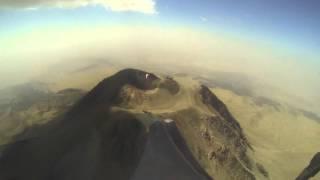 Hasan Dağı Aksaray Paragliding Krater