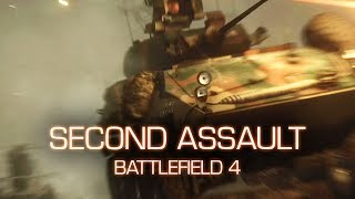 Second Assault Trailer - Battlefield 4