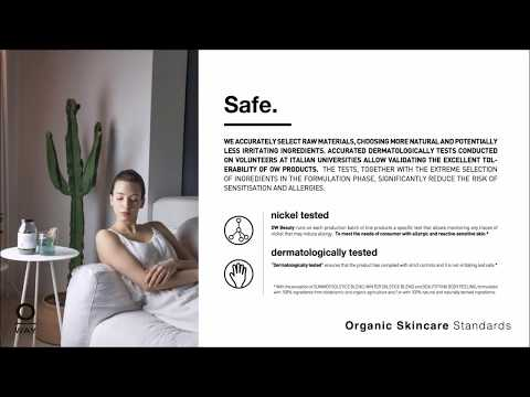 Oway: Certified Organic Skincare For Salons & Spas