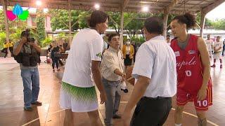 UPOLI y Alcaldía de Managua inauguran Campeonato Universitario de Baloncesto 2020