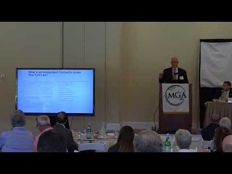 Glenn J. Smith - Caddie Programs and Independent Contractors