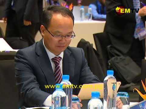First of Four Senior Officials Meetings Underway in Port Moresby