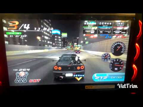 Wangan Midnight Maximum Tune 5 Osaka Area Match