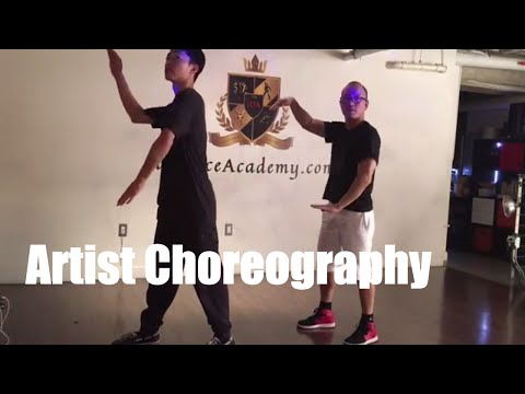 Artist Choreography V2 Los Angeles iDanceAcademy Smoke and Chi
