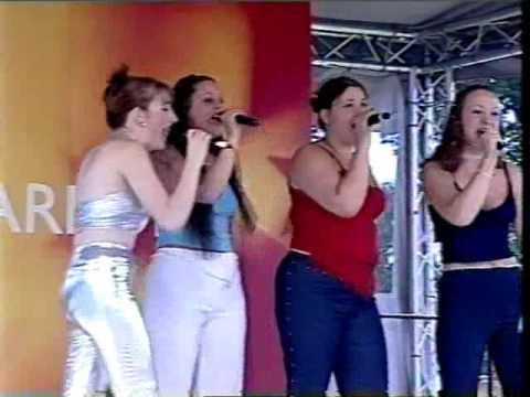 GIRLBAND EDEN DRESS REHEARSAL 1999 CARLTON TV