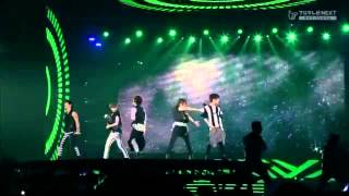 120805 SMTOWN Live in Tokyo SHINee - Lucifer  ft.Luhan