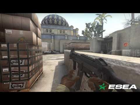 Best CS: GO UMP-45 Ace Ever by NiP GeT_RiGhT vs TSM - ALL HEADSHOTS - de_dust2