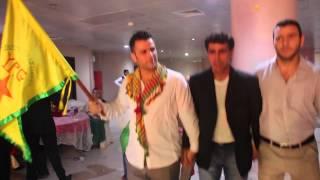 حفلة الجالية الكردية بالامارات بمناسبة تحرير كوباني