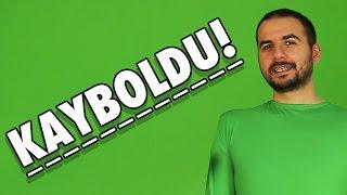 Yeşil Perde ile Vücut Nasıl Yok Edilir? - Çekim Hilesi