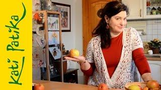 Kati-patika - Fahéjas almás tea