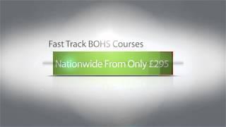 Asbestos Training Nationwide Fast Track BOHS P402 & P405 Training