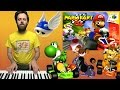 Mario Kart 64 Staff Roll Credits Theme Rock Cover ft. Zarek Munoz