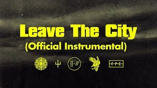 twenty one pilots: Leave The City (Official Instrumental)