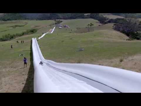 Thumbnail: The World's Longest Waterslide! By Live More Awesome